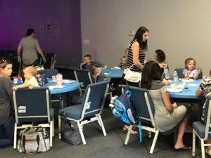 Family Worship Dinner