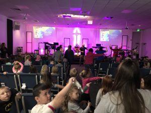 Family Worship @ Sanctuary